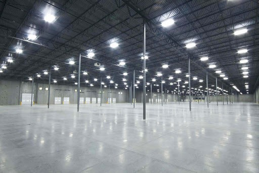 Converting Warehouse Lighting To LED